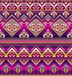 silk seamless ornament vector image