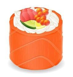 Sushi rolls 07 vector