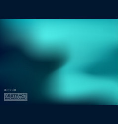 gradient blue fluid color background vector image