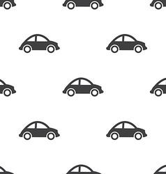 Mini car seamless pattern vector