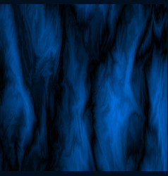 blue abstract marble backround vector image