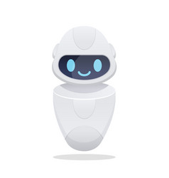 future chat bot vector image