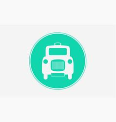 Taxi icon sign symbol vector