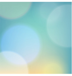Abstract colorful defocused lights bokeh vector