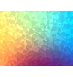Polygonal Background for webdesign - Blue purple vector image