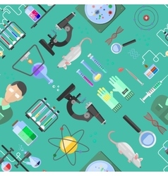 Science background vector