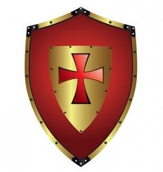 Shield armor vector