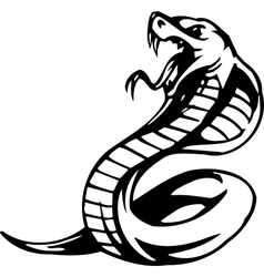 Snake - halloween set vector