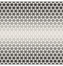 Triangular star shapes halftone lattice vector