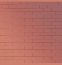 bricks wall design vector image