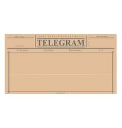 Telegram vector