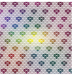 seamless design pattern vector image vector image