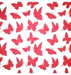 Stylish geometric seamless pattern vector image