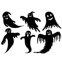 Of Different Ghosts vector