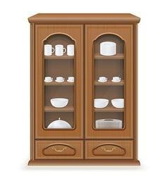 Cupboard 02 vector