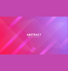 abstract background colorful with geometric lines vector image