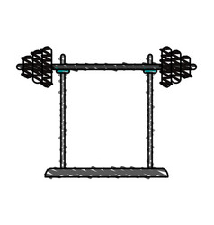 Barbell vector
