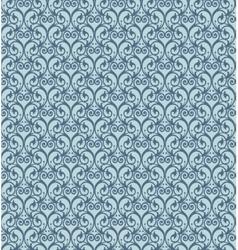 Gray decorative pattern vector image vector image