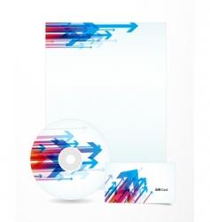 print design templates vector image vector image