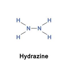 hydrazine pnictogen hydride vector image