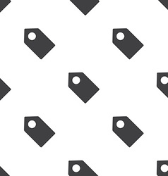 Tag seamless pattern vector