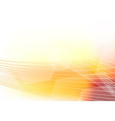 hot background of warm colors vector image