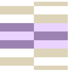 retro pastel violet horizontal stripes vector image