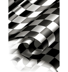Checkered Background vertical vector image
