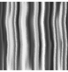 Glitch background Halftone texture vector image
