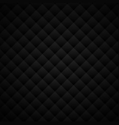 abstract luxury style black geometric squares vector image