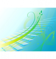 eco friendly business vector image