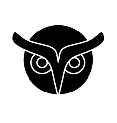 owl icon image vector image