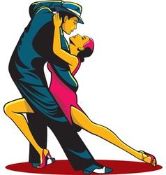Tango color vector