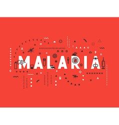 Design concept epidemic of malaria vector