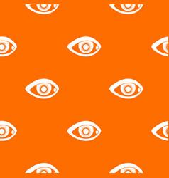 eye pattern seamless vector image
