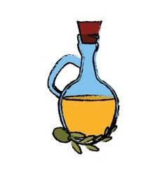 olive oil icon image vector image