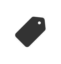 price tag graphic icon design template vector image