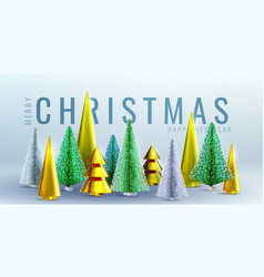Christmas and new year background elements vector