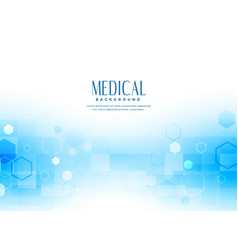 Medical and healthcare wallpaper background vector