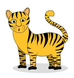Tiger character vector