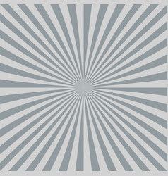 Abstract retro circus ray burst background vector