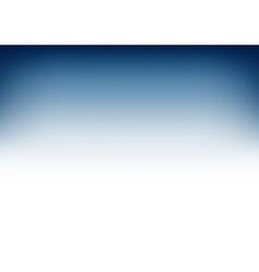 White Snorkel Blue Gradient Background Vector Image