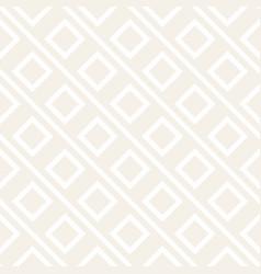 Abstract geometric lines lattice pattern seamless vector