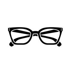 Glasses accessory fashion object element vector