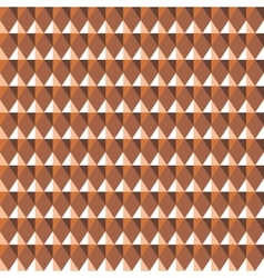 Seamless geometric pattern Carbon texture vector image