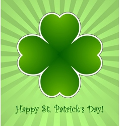 St Patricks Day vector image vector image