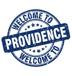Welcome to providence vector