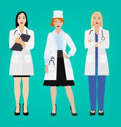 Doctors ser vector