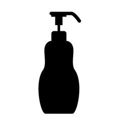 spa cream bottle vector image