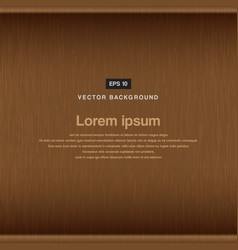 wood background and texture surface vector image